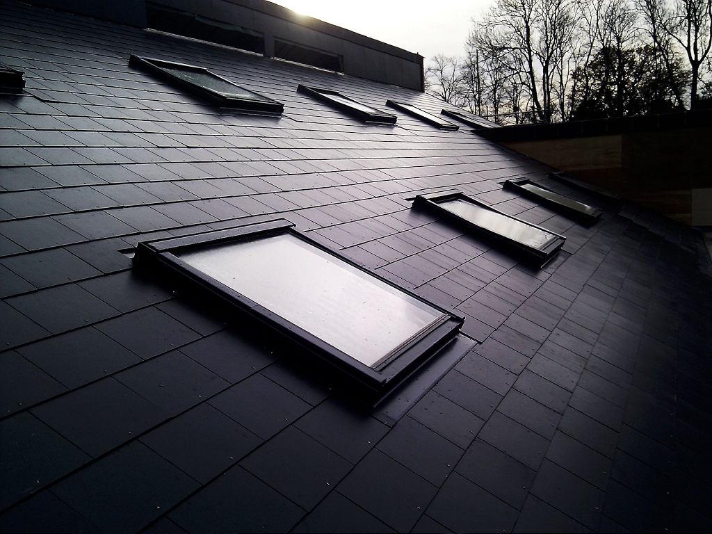Composite Slate Roof Ds762 Dobson Son Ltd