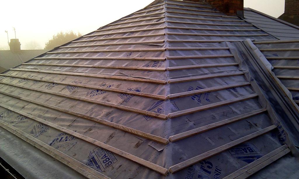 Composite Slate Roof Ds769 Dobson Son Ltd