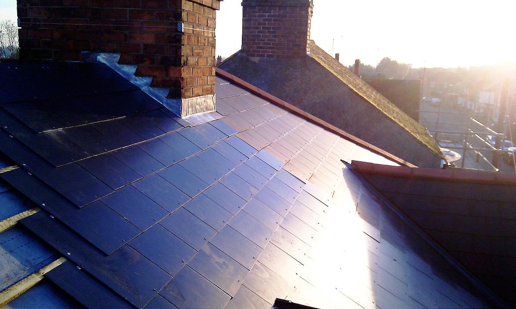 Composite Slate Roof Ds769 Dobson Amp Son Ltd